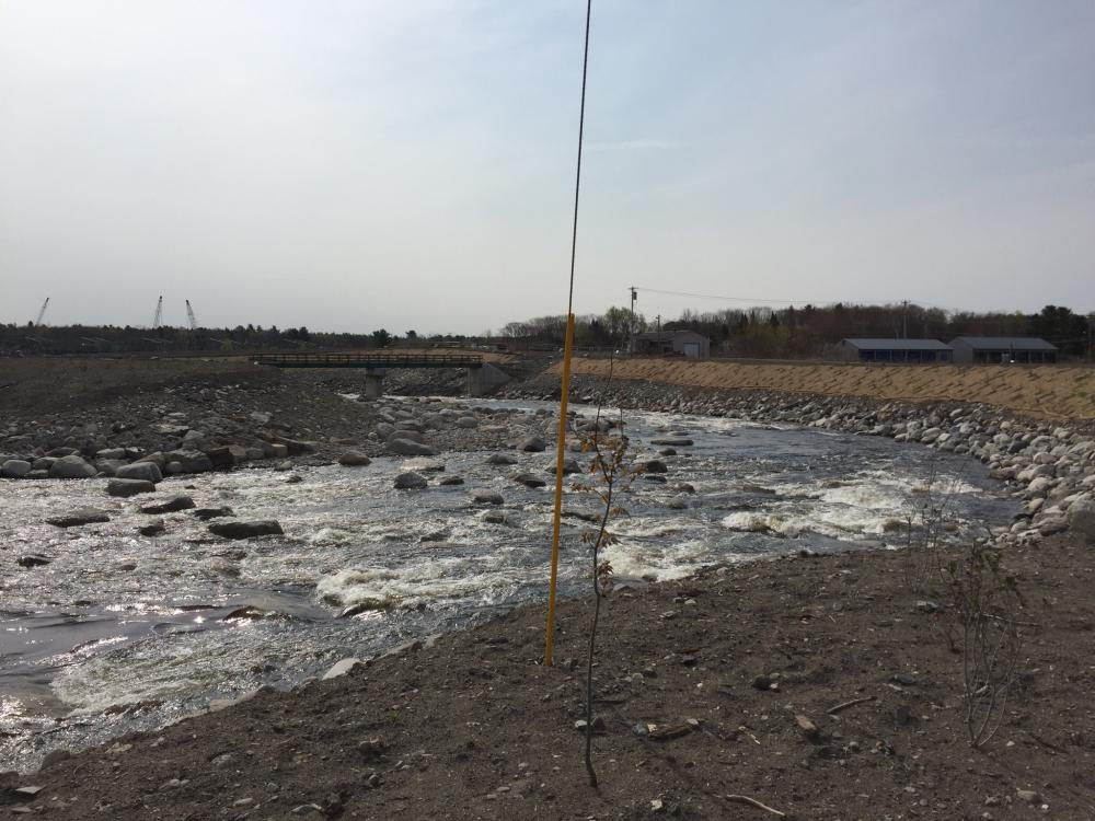 Howland fish by pass fly fishing maine fly fish for Fly fishing maine